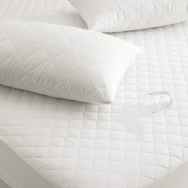 Derby Luxury Quilted Waterproof Mattress Protectors