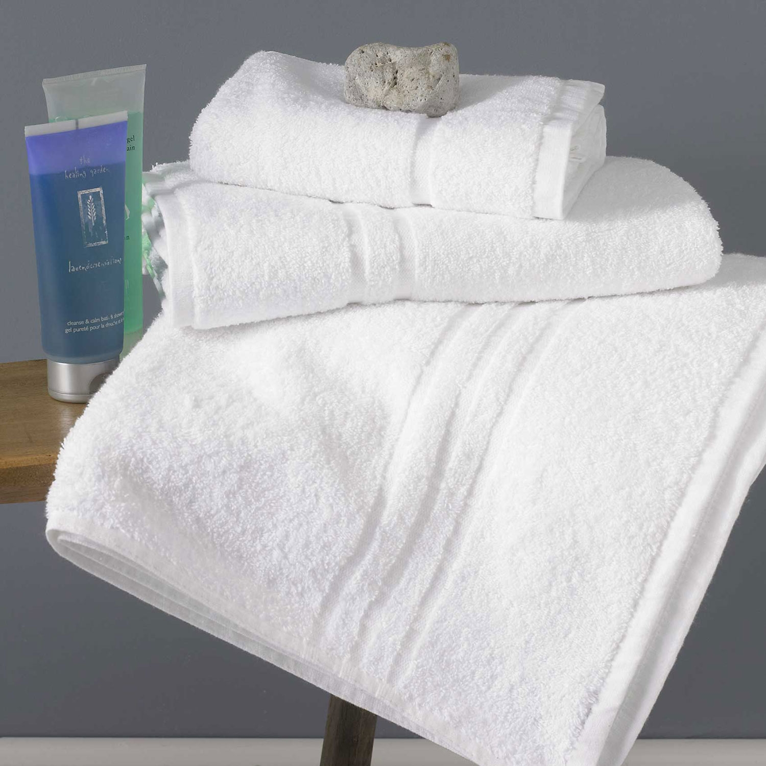HENLEY COTTON TOWELS