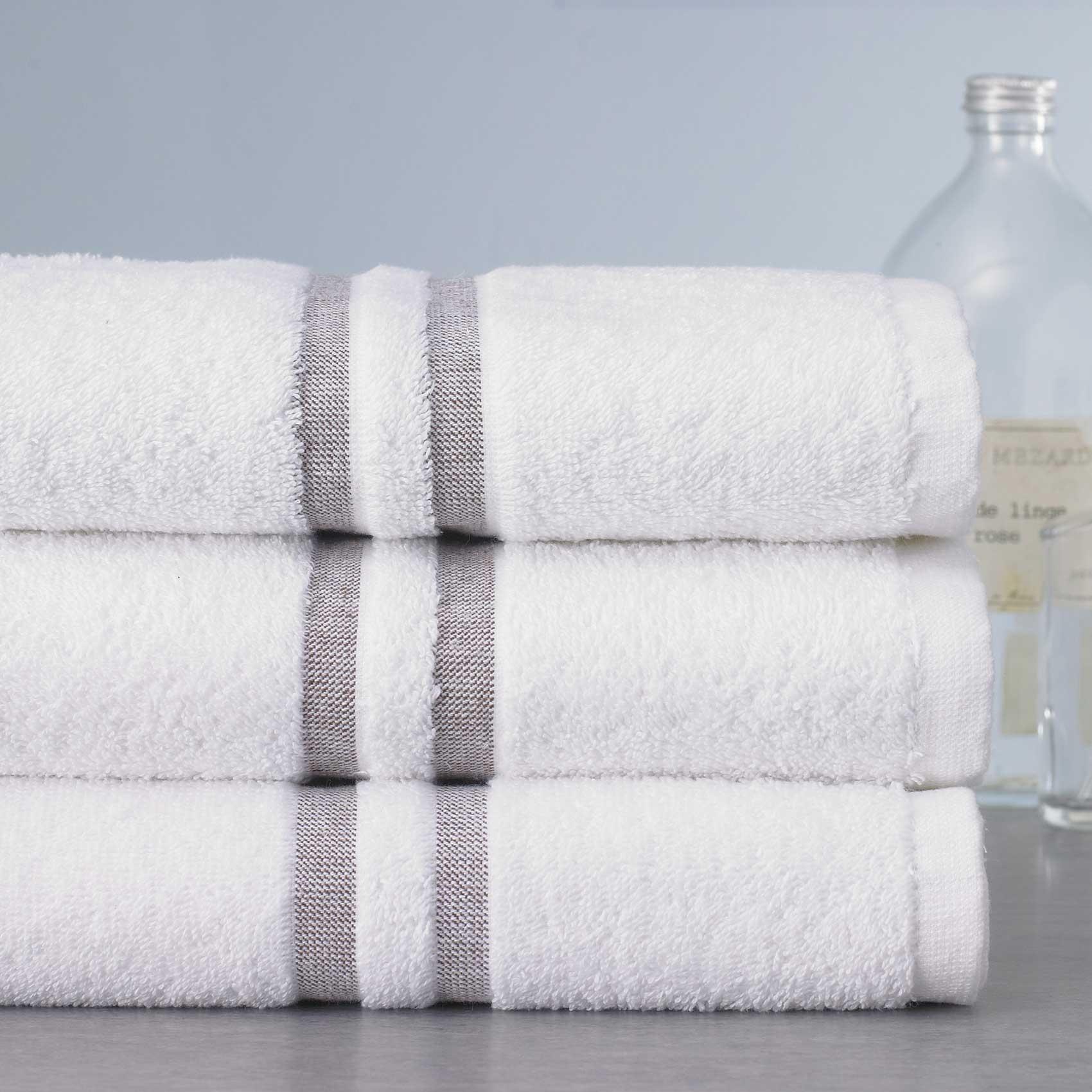 Brown Land Spa Towel