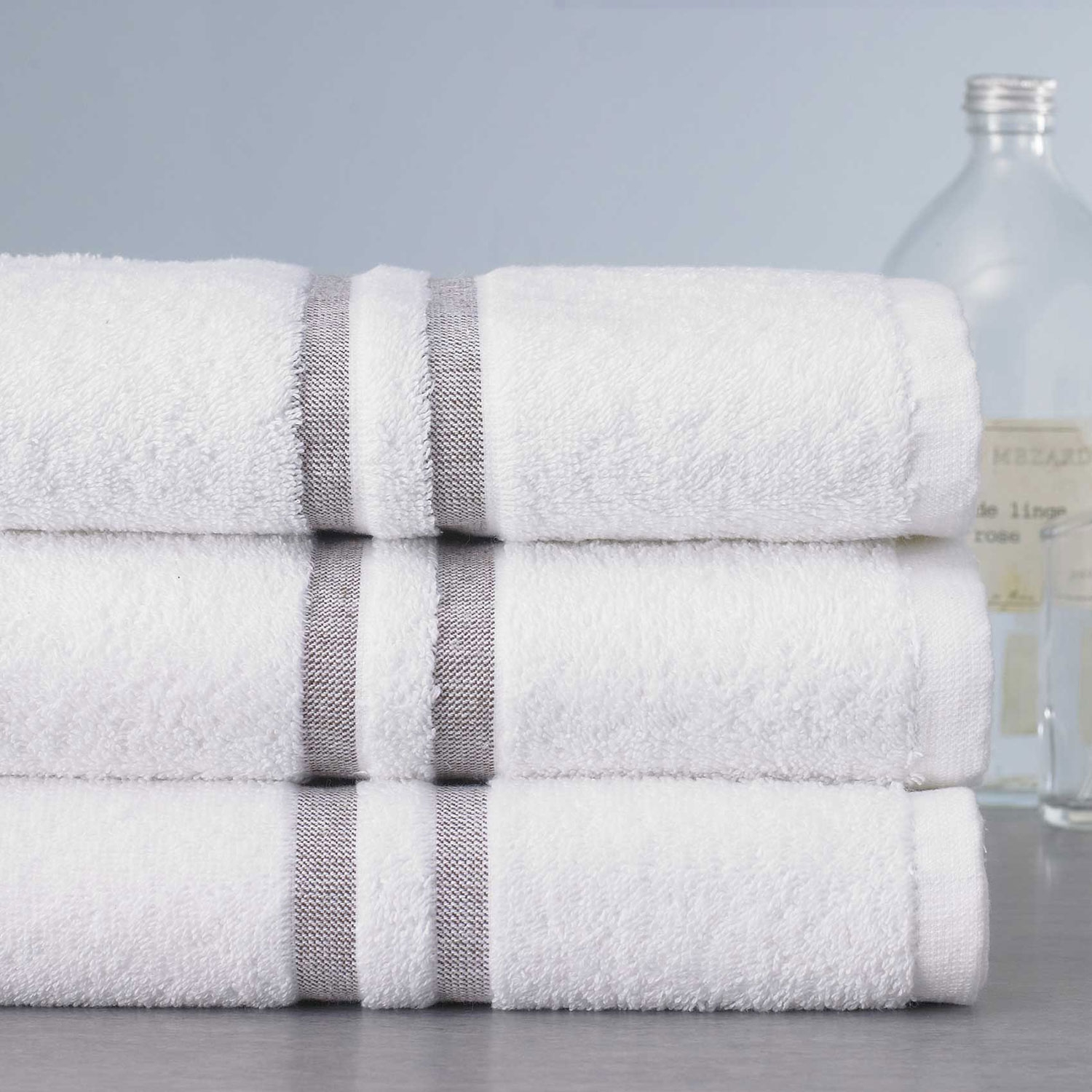 Brown Land Spa Towel