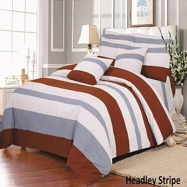 Gold Hadley stripe