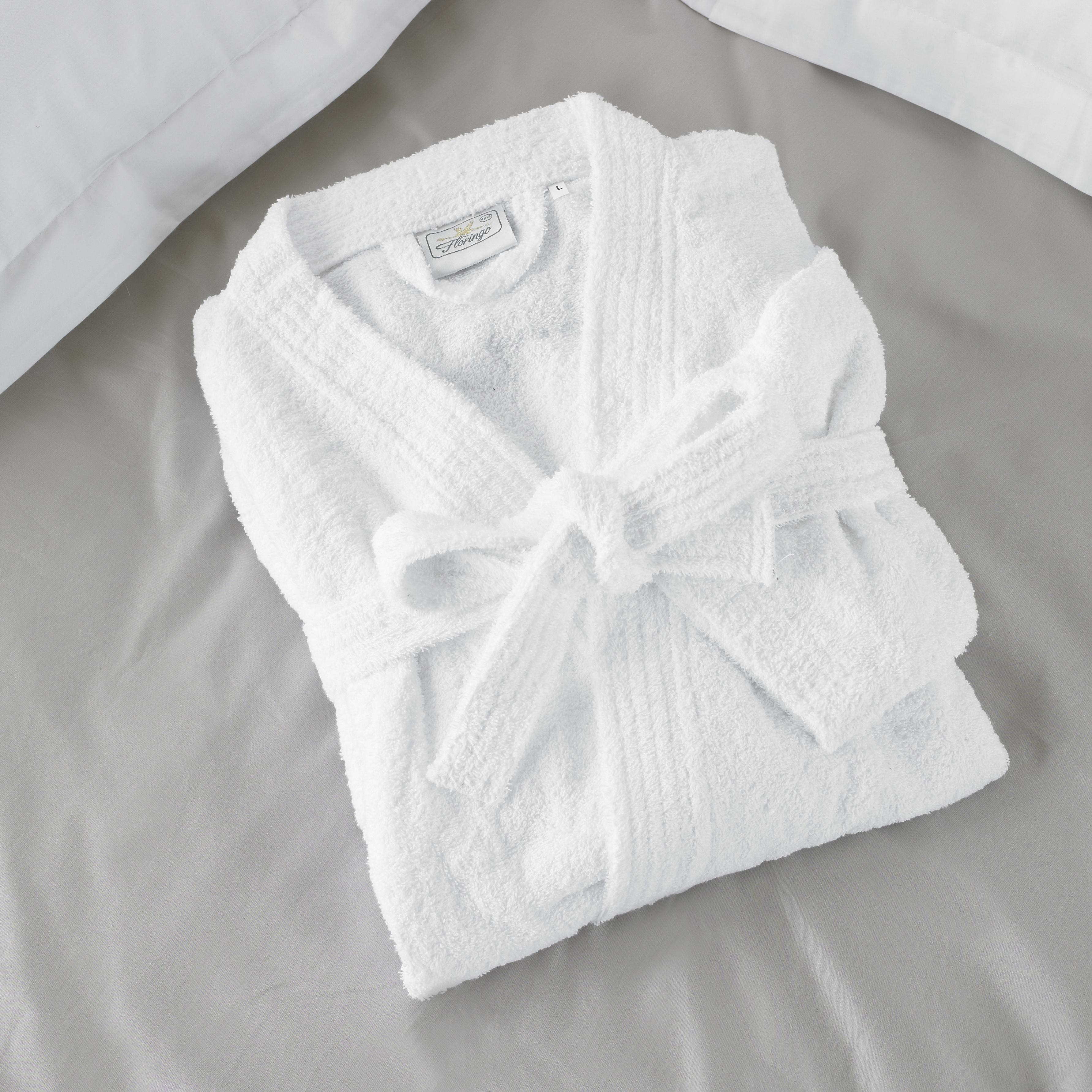 Kimono Style Terry Bathrobes