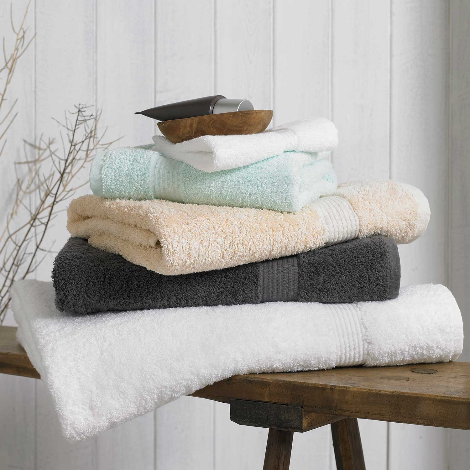 Luxe Spa Towels