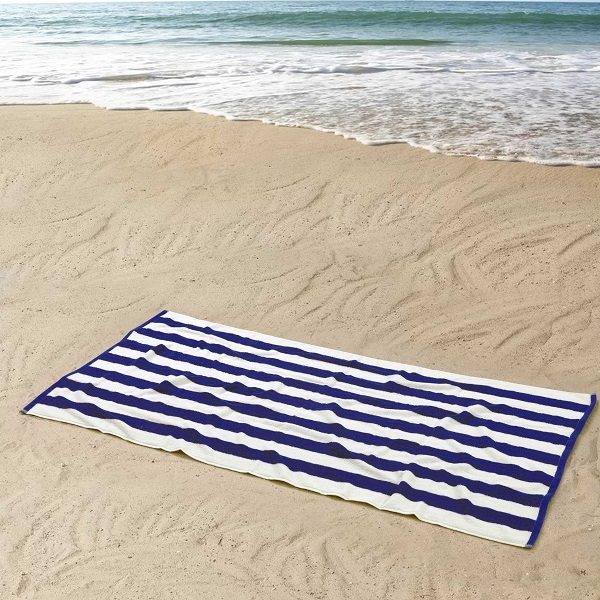 Island Striped Beach/Pool towels -420 gsm