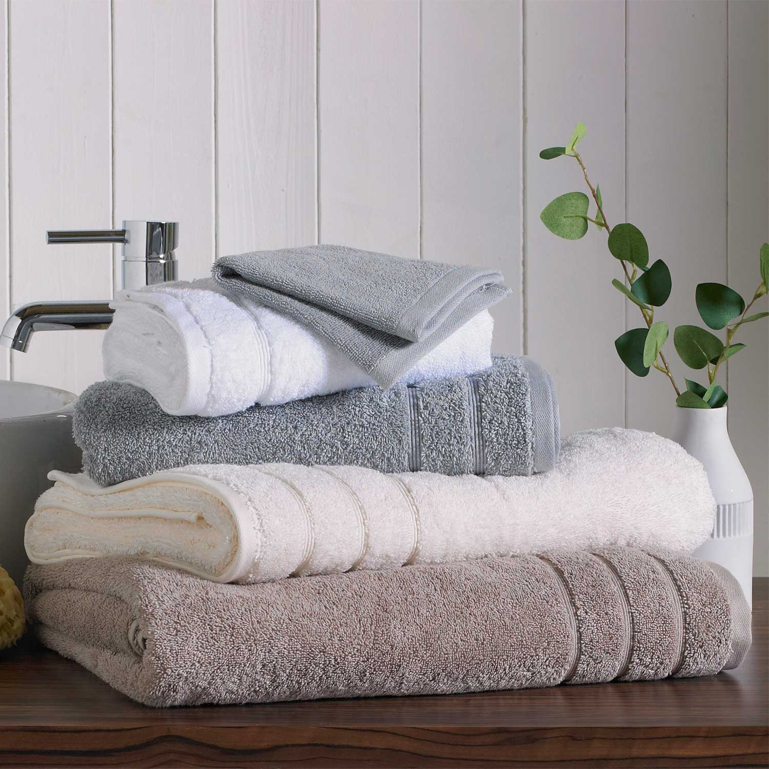Preston Turkish Spa Towels