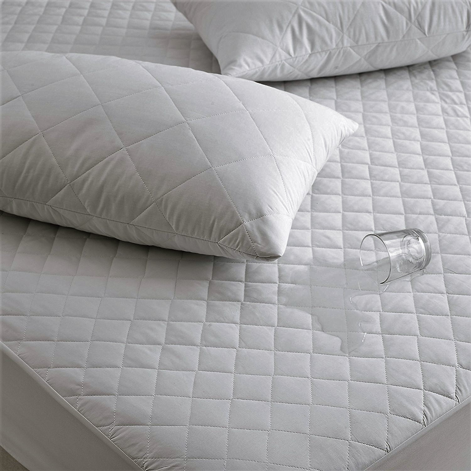 dacron coolmax delivery img next mattresses protectors mattress day fitted htm select c sheet