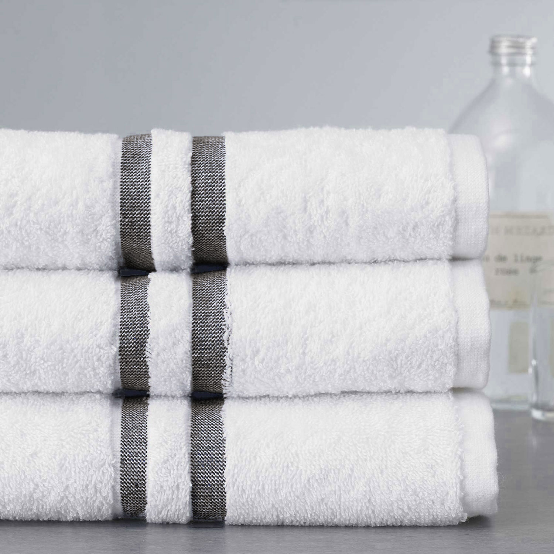 Graphite Cloud Spa Towels