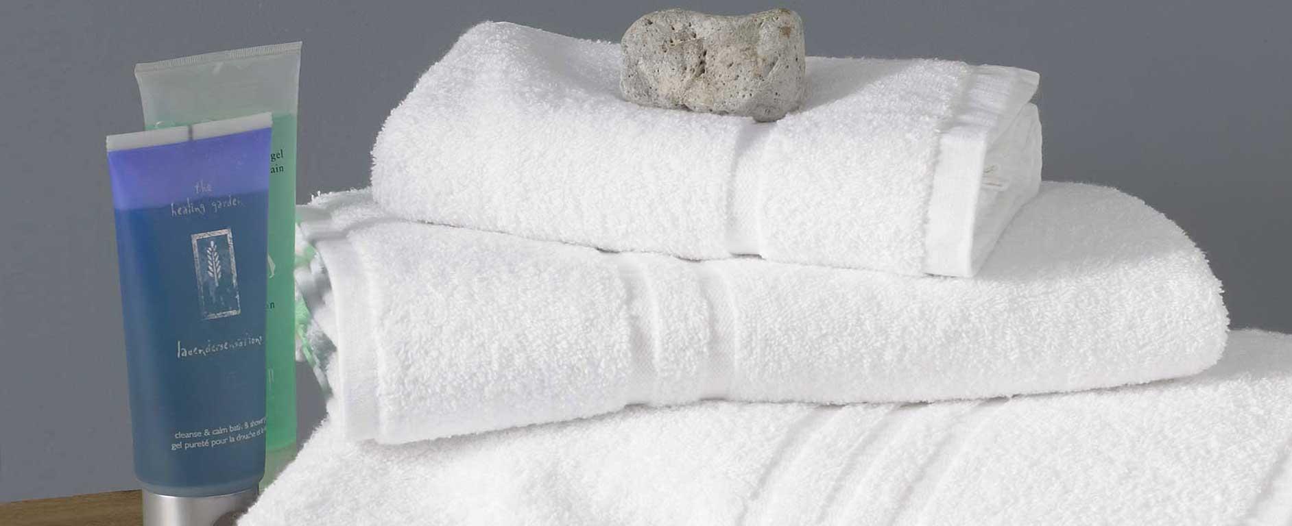 Henley Cotton Towels