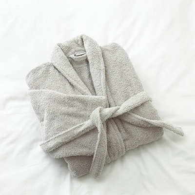 Shawl Collar Terry Bathrobes