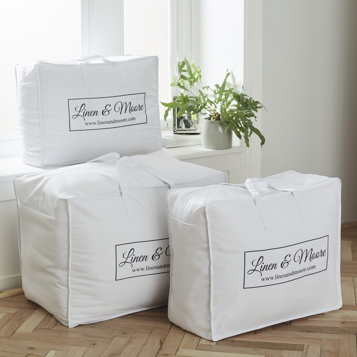 Duvet Storage Bag